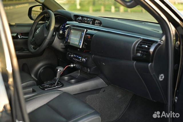 Toyota Hilux, 2015  89185413163 купить 9