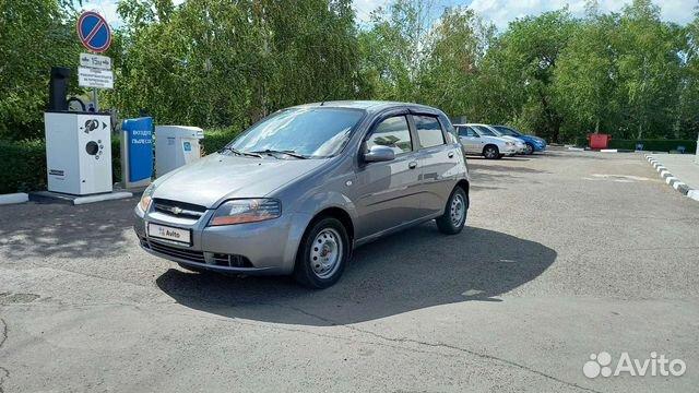 Chevrolet Aveo, 2007  89033981400 купить 1