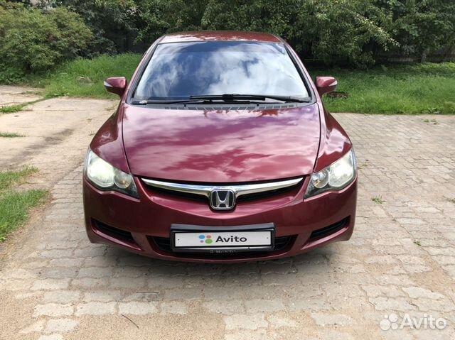 Honda Civic, 2008  89520648140 купить 7