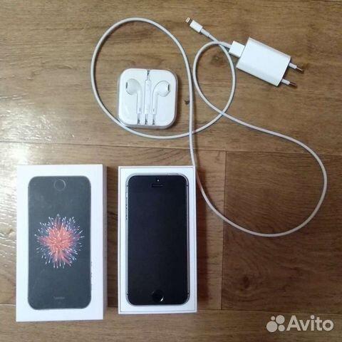 Телефон iPhone SE 32 GB  89375059711 купить 1