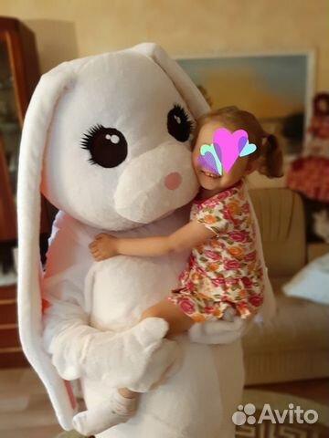 Продам ростовую куклу Зайка-поздравляйка  89093418791 купить 2