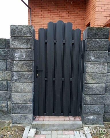 Откатные ворота  89613594339 купить 4