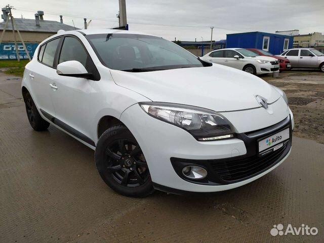 Renault Megane, 2012  89115490305 купить 8