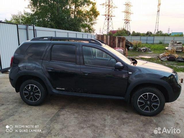 Renault Duster, 2017  89632772815 купить 4
