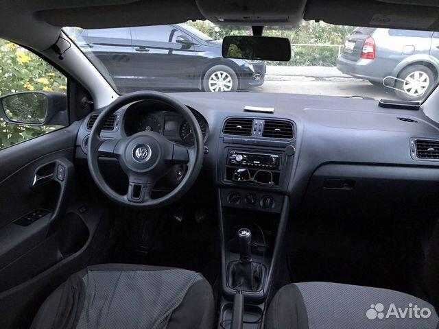 Volkswagen Polo, 2012  89605266819 купить 5