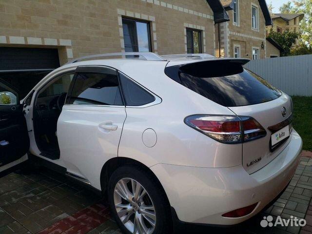 Lexus RX, 2013  89092683607 купить 3