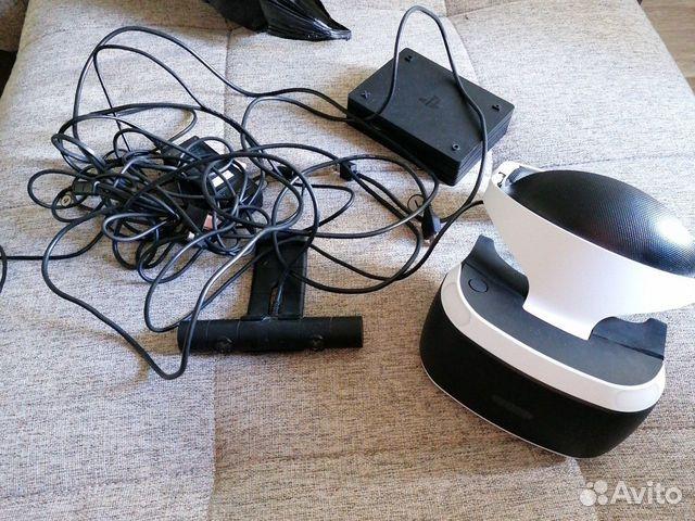Очки Vr для PlayStation4  89841895314 купить 2