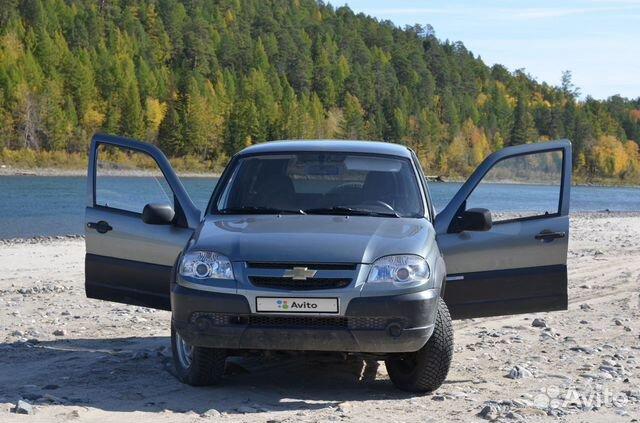 Chevrolet Niva, 2011  89676219823 купить 7