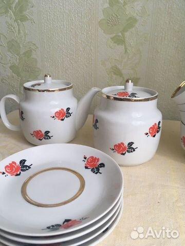 Чайный набор  89034200333 купить 3