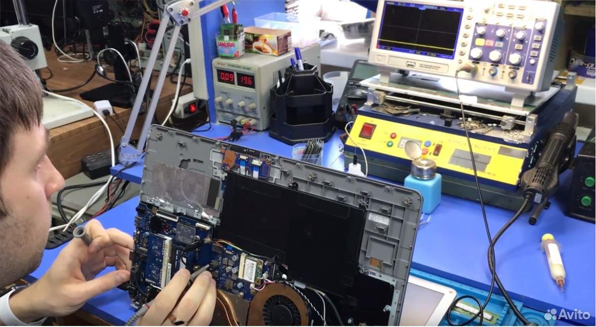 Ремонт компьютеров Ремонт ноутбуков  89164162810 купить 1
