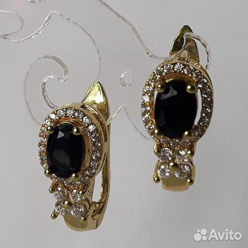 Серьги с драгоценными камнями  89112231871 купить 6