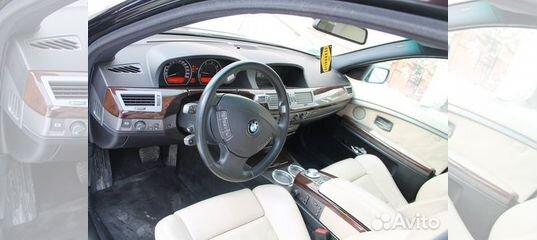 BMW 7 серия 2004 купить в РеспубРике Коми на Avito — ОбъявРения на