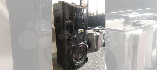 Колонка xboom solo OM6560 RMS 500Вт купить в Кемеровской области с доставкой | Бытовая электроника | Авито