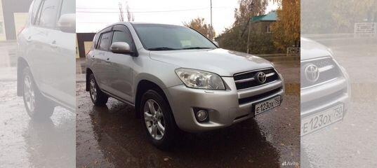 Toyota RAV4, 2009 купить в Республике Башкортостан | Автомобили | Авито