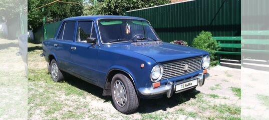 ВАЗ 2101, 1975