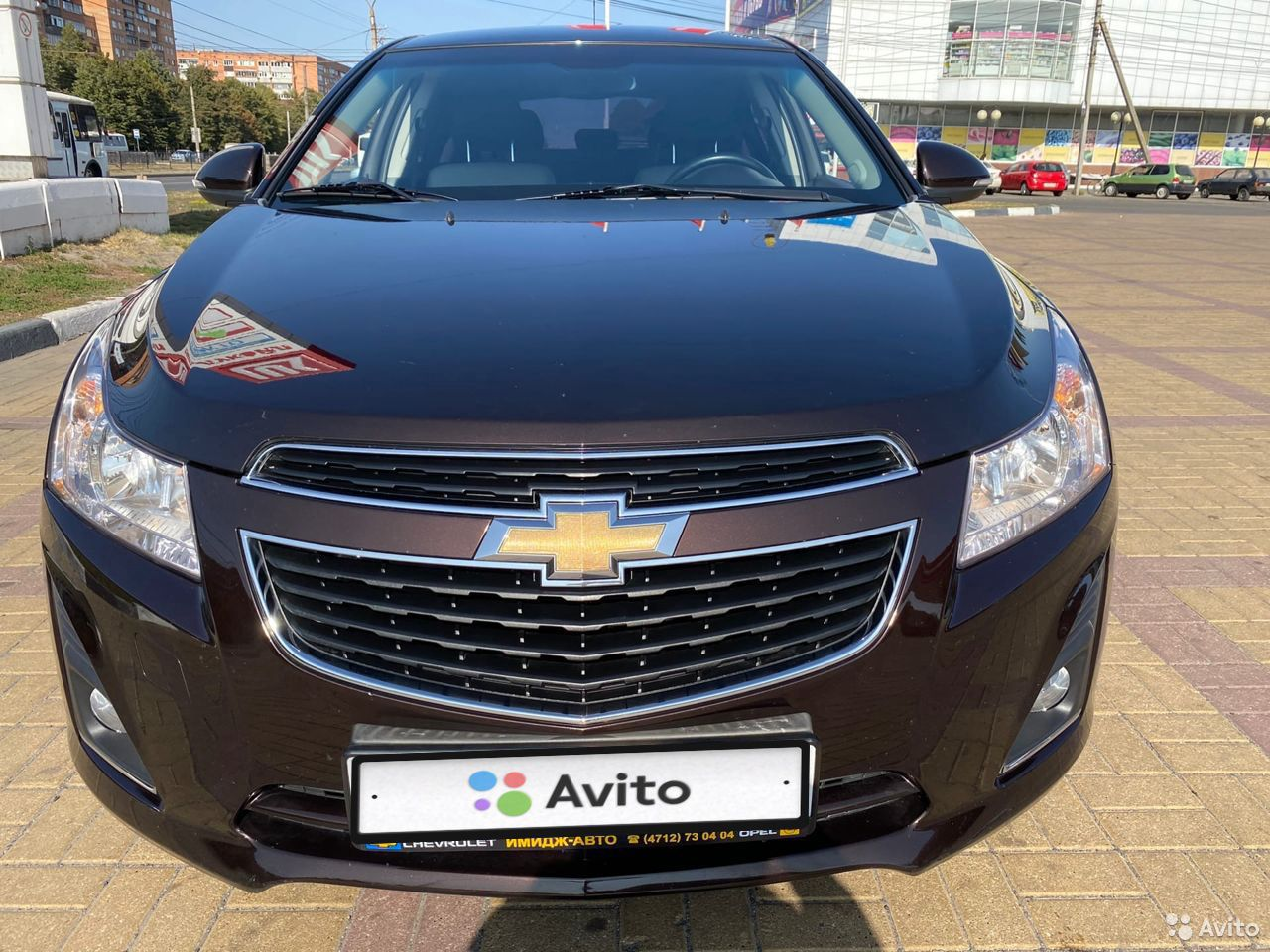 Chevrolet Cruze, 2015  89051582739 купить 2