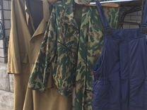 Одежда для рыбалки и туристических походов
