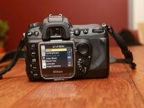 Nikon D200(18-125mm) Бленда.8гб.Сумка.Коробка