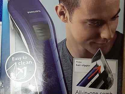 Машинка для стрижки волос бу
