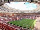 Билеты на футбол Россия - Швеция. Рядом с полем