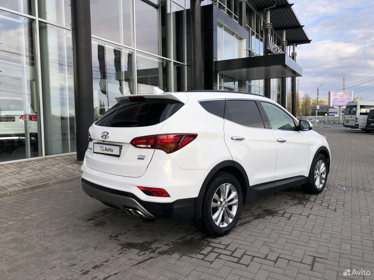 Hyundai Santa Fe, 2016  88452987968 купить 8