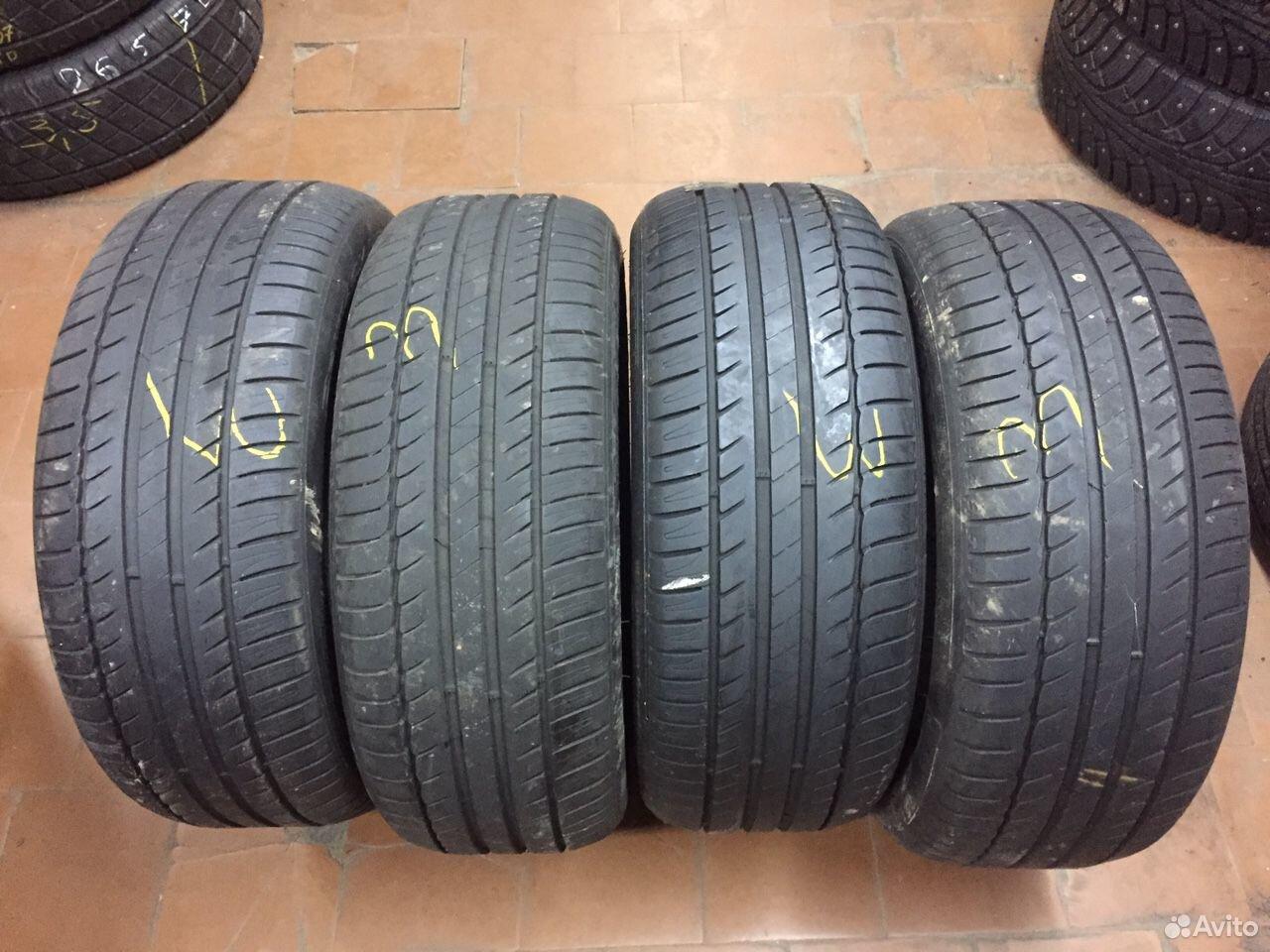 Michelin Primacy HP 225/55 R16  89211101675 купить 1