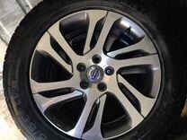 Оригинальные диски Volvo (2 шт)