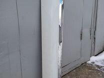 Накладка двери передней правой Туарег 2 (NF)