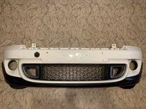 Бампер передний Mini Cooper s r56