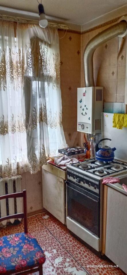 2-к квартира, 43 м², 4/5 эт.  89287151303 купить 1