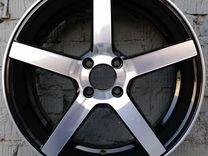 Новые диски Vossen CV3 R18 на Rio, Solaris, Vesta