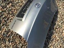 Toyota Avensis 2007 T250 крышка багажника