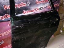 Nissan Pathfinder (R52) 2013- дверь задняя левая