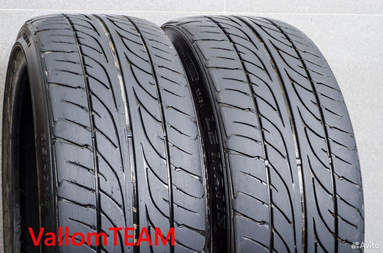 Лот UP511423 Пара шин 215/40R18 Dunlop SP Sport LM  89148998836 купить 1