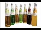 Лимонад Родники Полесья в упаковке по 20 бутылок