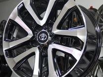 Новые диски Toyota Landcruiser R20 5x150 New