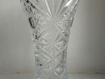 Новая Ваза хрустальная, ваза стеклянная