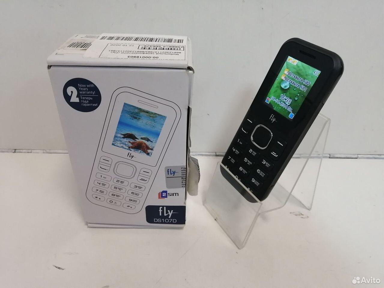 Мобильный телефон Fly DS107D