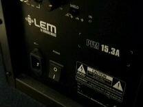 Продам эстрадную акустику Lem PFM 15.3A
