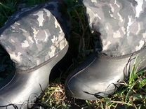Спец обувь/резиновые сапоги, Новые