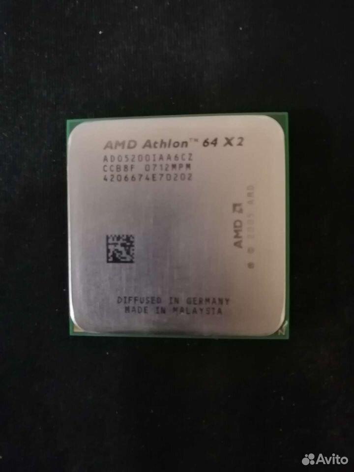 Процессор amd athlon 64 x2 + куллер  89966281389 купить 1