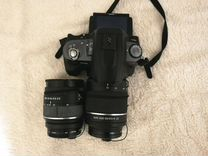 Sony A330 + 2 объектива(55-200mm и 18-55) +SonyT90