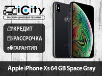 iPhone Xs 64 GB Space Gray