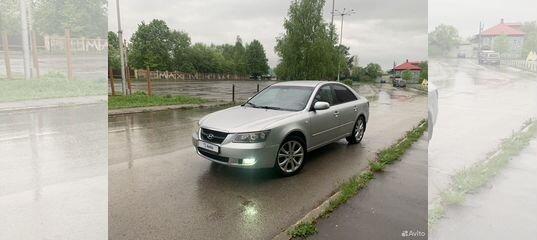 Hyundai Sonata, 2007 купить в Пермском крае | Автомобили | Авито