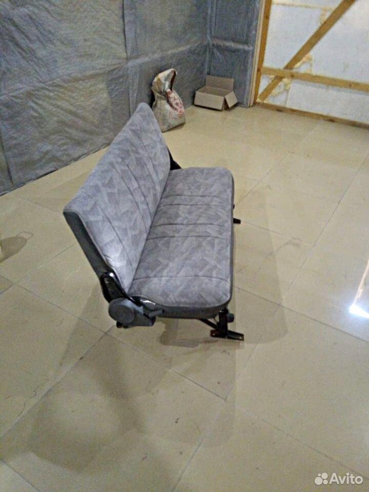 Пассажирское кресло на Nissan Vannet  89142071031 купить 2