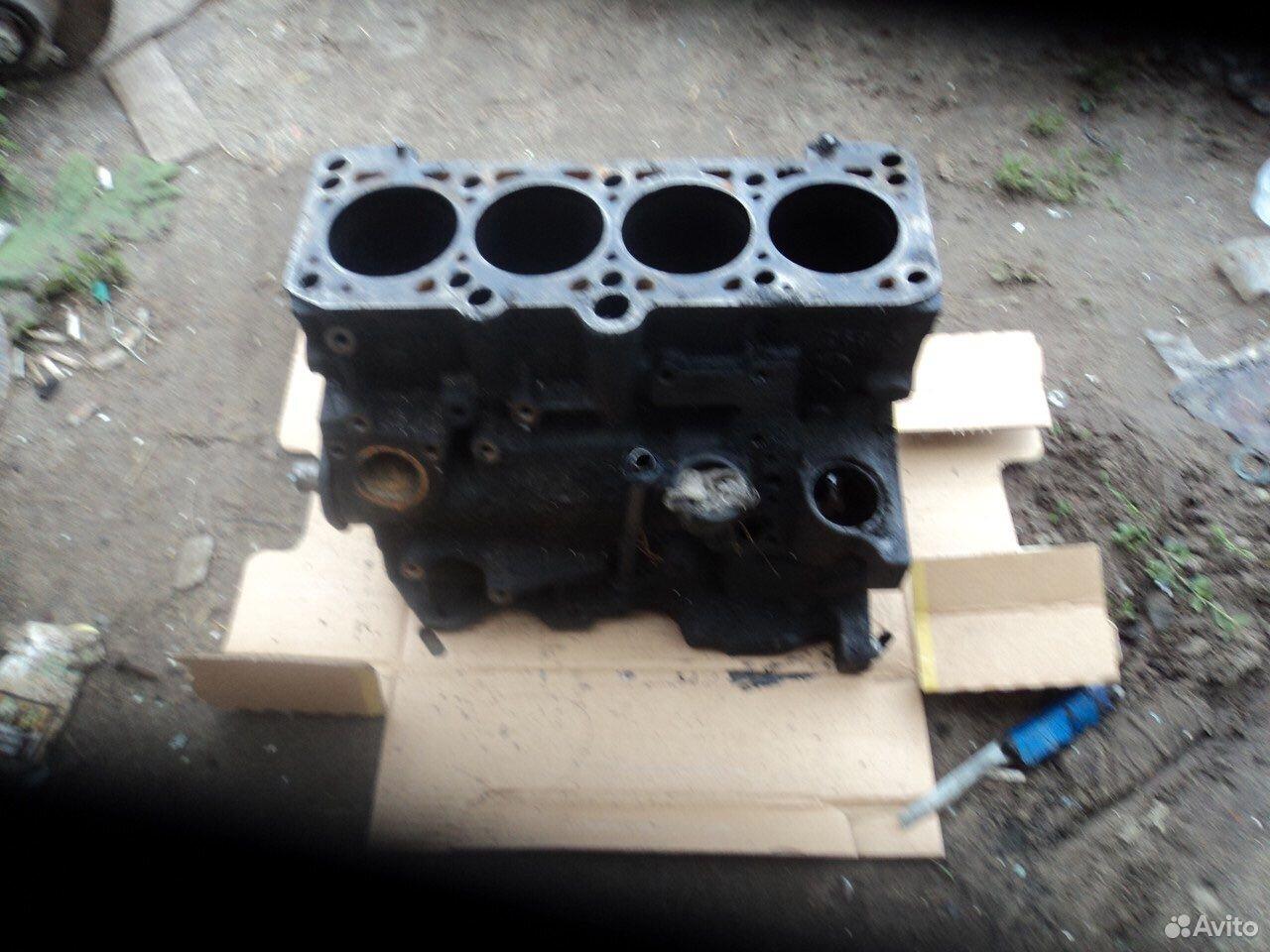 Блок Двигателя AAZ 1.9 TD Passat B3  89019632777 купить 2