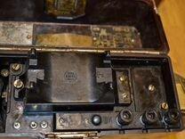Телефон таи-43 консерва в масле 1949 г