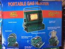 Обогреватель газовый портативный