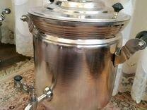 Самовар дровинной 7 литров