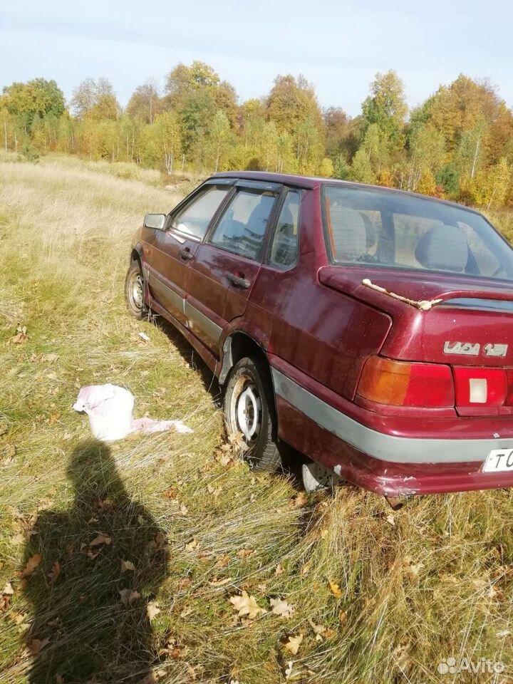 ВАЗ 2115 Samara, 2004  89613374998 купить 7